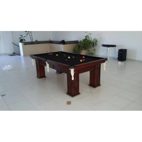 mesa de cestinha classica