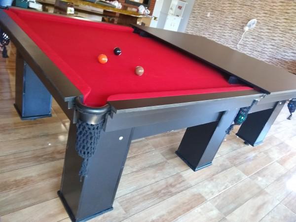 Mesa moderna de 6 pes